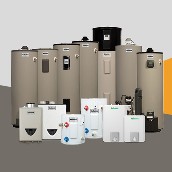 Picture for category Water heaters